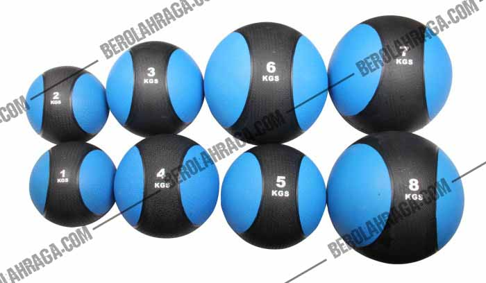 Jual Medicine Ball Pasir 7kg Grosir